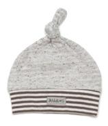 Juddlies City Newborn Hat Leaside Greige