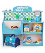 Melissa & Doug Animal Care Pet Centre