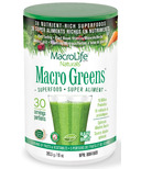 MacroLife Naturals Macro Greens Nutrient Rich Superfood