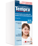 Tempra Fever & Pain Relief Syrup Cherry (4-11 yrs)