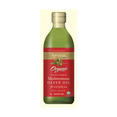 Spectrum Organic Mediterranean Extra Virgin Olive Oil