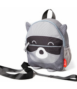 Diono Sure Steps Safety Rein & Backpack Racoon Character