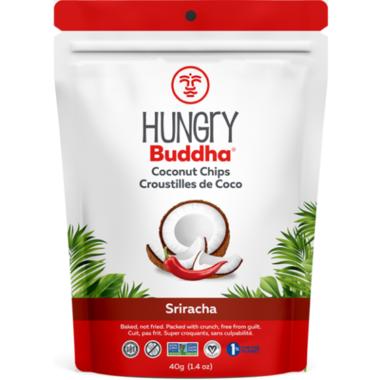Hungry Buddha Sriracha Coconut Chips