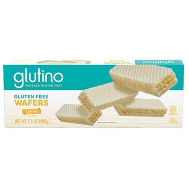 Glutino Gluten Free Lemon Wafers