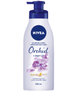 Nivea Oil Infused Orchid & Argan Oil Body Lotion