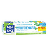 Kiss My Face Whitening Cool Mint Gel Toothpaste