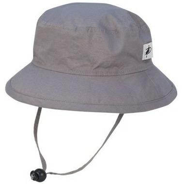 Puffin Gear Organic Cotton Camp Hat Grey
