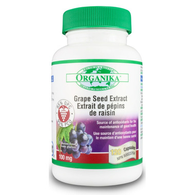 Organika High Potency Grape Seed Extract