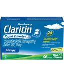 Claritin Non Drowsy Rapid Dissolve