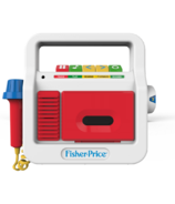 Fisher Price Classic Toys Tape Recorder