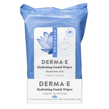Derma E Hydrating Facial Wipes