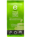 Ethical Bean Coffee Classic Medium Roast Ground Coffee