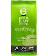 Ethical Bean Coffee Classic Medium Roast Ground Coffee