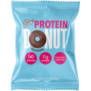 Jim Buddy\'s Protein Donut Chocolate