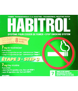 Habitrol Stop Smoking System Step 3