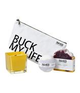 Buck Naked Soap Company Lavender + Lemon Collection