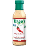 Drew's Organics Chipotle Ranch Dressing & Marinade