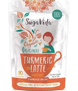 SugaVida Original Instant Organic Turmeric Drink