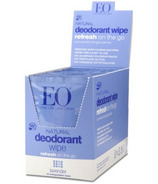 EO Everyone Deodorant Wipes Lavender