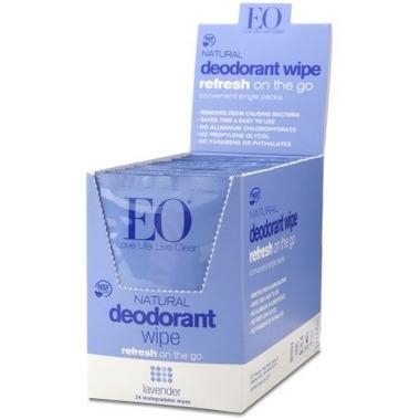 Everyone Deodorant Wipes Lavender