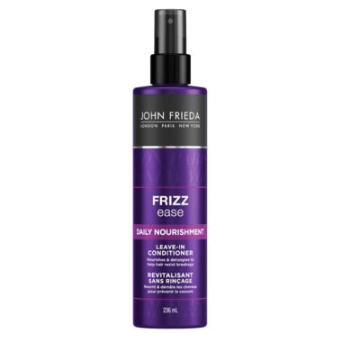 John Frieda Frizz Ease Daily Nourishment Spray Leave in Conditioner