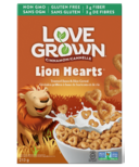 Love Grown Kid's Cinnamon Lion Hearts Cinnamon
