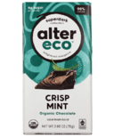 Alter Eco Crisp Mint 90% Chocolate