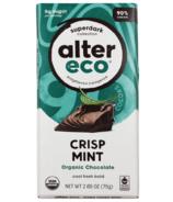 Alter Eco Crisp Mint 90% Chocolate