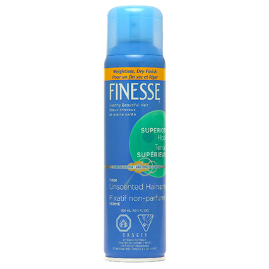 Finesse Firm Hold Aerosol Hairspray