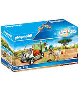 Playmobil Family Fun Zoo Vet with Medical Cart