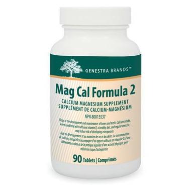 Genestra Mag Cal Formula 2
