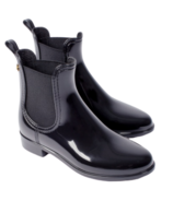 Lemon Jelly Comfy Boot Black