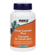 NOW Foods Coral Calcium Plus