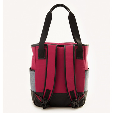 Lole Lily Tote Bag Dark Berry