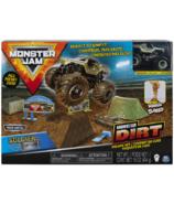 Monster Jam Soldier Fortune Monster Dirt Deluxe Set