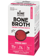 Bone Brewhouse Ginger Beet Instant Chicken Bone Broth