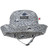 Snug As A Bug Shark Water Adjustable Sun Hat