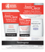 Neutrogena Rapid Clear Stubborn Acne Solution Kit