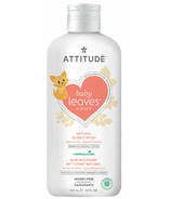 ATTITUDE Baby Leaves Bubble Wash Pear Nectar