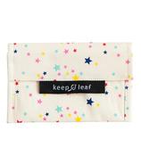 Keep Leaf Medium Reusable Baggie Stars