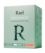 Rael Organic Cotton Cover Pads Overnight