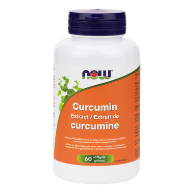 NOW Foods Curcumin Extract