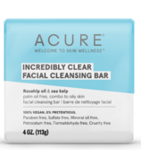 Acure Clear Facial Cleansing Bar