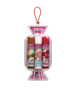 Lip Smackers O&B Candy Ornament Pink