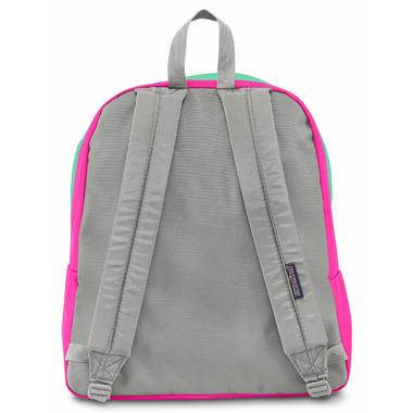 Jansport Spring Break Backpack Ultra Pink