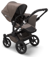Bugaboo Donkey3 Mono Complete Black & Taupe Mineral Collection