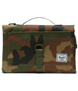 Herschel Supply Sprout Change Mat Woodland Camo