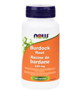 NOW Foods Burdock Root 430 mg