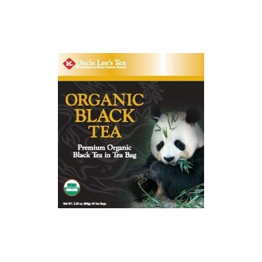 Uncle Lee\'s Tea Organic Black Tea