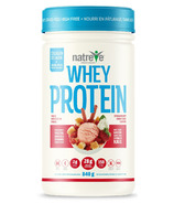 Natreve Whey Protein Strawberry Shortcake Sundae